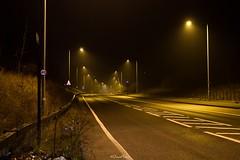 Farthing Way, Coulsdon, London Borough of Croydon (LFaurePhotos) Tags: cr5 coulsdon londonboroughofcroydon londonbynight streetsoflondon lfaurephotos southeastlondon surrey