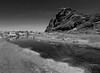 Karekare Beach B&W (Greg_C2010) Tags: newzealand northisland wildwestcoast blackandwhite karekare karekarebeach