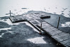 DSC_5399 (hogbergphotography) Tags: nikon j1 nikon1j1 winter vinter cold kallt viaredssjön brygga bridge ice is frozen fryst nature natur nikon1system nikkor185mm 185mm f18 sweden sverige