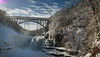 20180103-DSC_9202-Pano (the Mack4) Tags: 2018 geneseeriver january letchworth newyork panorama water blue clouds trees waterfall