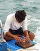 XOKA3252s2 (forum.linvoyage.com) Tags: fishing phuket thailand portrait people men smile happy sea yacht tuna fish andaman ocean sky phuketian boat spinning penn daiwa reel rod catch