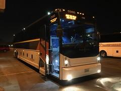 C5493 (crown426) Tags: certifiedtransportation motorcoach vanhool cx45 bus amtrakcalifornia thruwaybus fullerton california