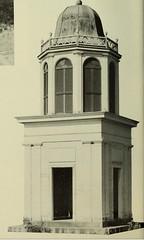 Allerton Park 1938 Garden Tower (SW of Sun Singer), Monticello, IL 1951 (RLWisegarver) Tags: piatt county history monticello illinois usa il