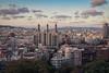 Barcelona (Danel Baptista) Tags: fecsa endesa miramar montjuic barcelona ciudad city urban sagradafamilia agbar