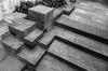 Escher in a Castle (6/365) (Walimai.photo) Tags: black white blanco negro byn bw branco preto escher castle castillo castelo san jorge lisboa portugal lumix lx5 panasonic stair escalera