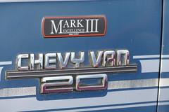 CHEVY VAN (bballchico) Tags: chevrolet chevy van markiii newyearscoolcarcruise carshow