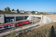 wb_111001_02 (Prefektionist) Tags: 1116 24mmf28d austria bahn d700 es64 eisbergbogentunnel eisenbahn loweraustria niederösterreich nikon oebb rail railroad railway siemens stpölten taurus train trains westbahn öbb österreich sanktpölten at