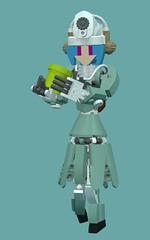 Felsi 1 (Folisk) Tags: lego moc ldd digital designer pov system mixel