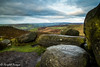 Higgor Tor before the snow (Twiglet Images) Tags: higgor tor peak peaks district nikon d600 rock stone green landscape cloud sky