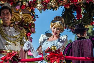 Prince Charming & Cinderella in