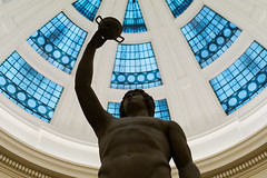 Antinous, Lady Lever Art Gallery (nickcoates74) Tags: wirral portsunlight ladylever artgallery antinous sculpture sony a6300 ilce6300 sigma 30mmf28dn 30mm artlens affinityphoto