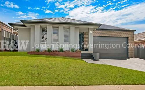 26 Montague Drive, Jordan Springs NSW