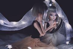 Reflection (Ilweranta) Tags: dim larina dimlarina doll dollinmind bjd abjd mad balljointeddoll
