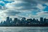 Montréal, -15 degrés (www.sophiethibault.ca) Tags: ville gratteciel horizon édifices buildings montreal québec ciel fleuve stlaurent eau canada hiver froid