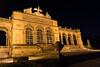 Gloriette 06 (FotografieC) Tags: wien gloriette schönbrunn blaue stunde vienna vienne