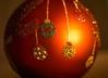 Joyeux Temps des Fêtes (M. Carpentier) Tags: litbycandlelight boulesdenoel brillant candlelit christmass lumière macromondays