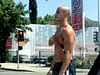 IMG_7133 (danimaniacs) Tags: shirtless hunk man guy bald