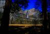Yosemite Falls (CaptSpaulding) Tags: canon 6d yosemitenationalpark yosemite nationalpark tree trees sky landscape valley mountain rock rocks nature color contrast california unitedstates halfdome bridalveilfall cloudsrest elcapitan waterfall water yosemitevalley rainbow grass forest field road yosemitefalls
