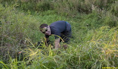 Немного заплутали, когда выехли из Ефремова. Бурелазинг по траве фигли делать..