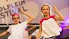 Streetdance girls. (Alex-de-Haas) Tags: oogvoornoordholland 70200mm cam cool coolplein coolpleinfestival cultureleamateurmanifestatie d5 dutch heerhugowaard holland nederland nederlands netherlands nikkor nikon noordholland rebounce amateur art autumn child children culture cultuur dance danceschool dancer dancers dancing dans dansen danseres danseressen dansers dansschool entertaining entertainment evenement event female festival fun girl girls herfst indiansummer jeugd kid kids kind kinderen kunst meisje meisjes najaar nazomer optreden performance plezier presentatie presentation show showbiz streetdance teen teenager teenagers teens tieners youth