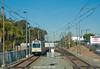 LOS ANGELES--154 appr Willow Street OB (milantram) Tags: electricrailtransport railsystemslosangeles losangeles lacmta blueline streetcars trolleys trams lightrail