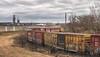 Box Car Bend (Michael Chronister) Tags: rva richmond virginia railroad train explore exploration boxcar