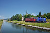Re 436 114 and Tm 232 286 @ Bürglen (Wesley van Drongelen) Tags: wrs widmer rail services crossrail re 436 44 iii re436 tm 232 tm232 uzwil train trein zug