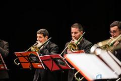 Nineties Trombone Ensemble 2017-8