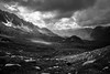 Swiss Mountains (morethannever) Tags: high contrast bw blackandwhite monochrome mountains landscape d7100 nikkor nikon 1685mm