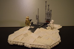 Target #3, Ilum (♠York♠) Tags: lego star wars dark times