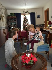 "Christie and Dani Celebrating Christmas with Grandma Shirley • <a style=""font-size:0.8em;"" href=""http://www.flickr.com/photos/109120354@N07/39359961502/"" target=""_blank"">View on Flickr</a>"