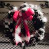 Christmas Wreath (Mark.W.E) Tags: 2017 ava canon canong10 christmas family glendale jenny joy love morning peace wi wisconsin