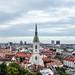 A view over Bratislava