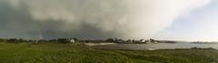 En attendant la tempête Carmen (Pat APIN) Tags: porspoder vent nuages arcenciel