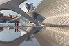Il Museo delle scienze Principe Felipe - Riflesso con bimbi (Angelo M™) Tags: valencia comunidadvalenciana espana spagna spain ciudad calatrava artes arts ciutat ciencies ciencias panorama landscape starwars