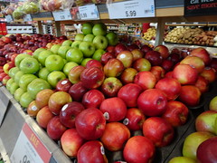 """""""Fruits and vegetables don't fight disease, it is their absence that causes disease."""" (Trinimusic2008 - stay blessed) Tags: trinimusic2008 judymeikle urban grocery today january 2018 vegetables produce toronto to ontario canada happynewyear bonneannée"""