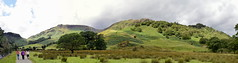Borrowdale (Worthing Wanderer) Tags: lakedistrict cumbria july rainy cloudy nationalpark fells borrowdale