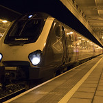 Night time Voyager: Cardiff Central thumbnail