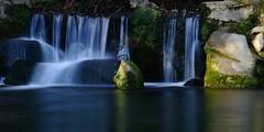 cascade var (joboss83) Tags: eau cascade france fujixt1 var provence rivière poselongue filtre