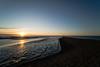 Sunrise at Baltrum Pier (martinstelbrink) Tags: sunrise sonnenaufgang mole hafenmole pier baltrum insel island hafen harbour nordsee northsea wattenmeer waddensea morning morgen sony alpha7rii a7rii voigtländervmeclosefocusadapter voigtländerheliar15mmf45iii voigtlanderheliar15mmf45iii voigtländer voigtlander heliar 15mm f45