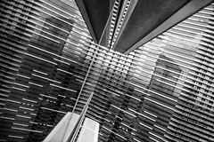 Weightless (Thomas Hawk) Tags: america aria ariacasino ariaresort ariaresortcasino clarkcounty cosmopolitan cosmopolitanhotel cosmopolitanlasvegas hotel lasvegas lasvegasstrip nevada sincity thecosmopolitan thecosmopolitanhotel thecosmopolitanlasvegas thecosmopolitanoflasvegas usa unitedstates unitedstatesofamerica vegas architecture bw reflection fav10 fav25