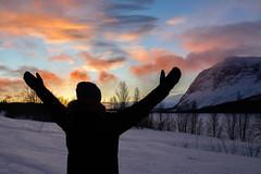 Rekreation (Explore 2018-01-07) (nillamaria) Tags: fotosondag rekreation jultema fs180107 fjällen vinter winter