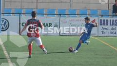CF San Pedro 2-0 CF Alcalà (08/12/2017), Jorge Sastriques