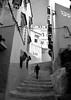 Morocco in Black and White (wojofoto) Tags: morocco marokko buildings houses zwartwit blackandwhite schwarzweiss monochrome wojofoto wolfgangjosten chefchaouen