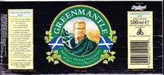Scotland - Broughton Ales Ltd. (Broughton) (cigpack.at) Tags: broughton ales ltd scotland schottland bier beer brauerei brewery greenmantle ale label etikett bieretikett flaschenetikett flaschenbier