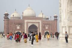 171104_053 (123_456) Tags: india agra uttar pradesh taj mahal shaj jahan yamuna mumtaz ustad ahmad lahauri mughal mausoleum
