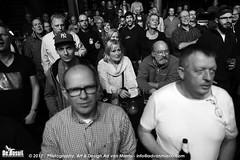2017 Bosuil-Het publiek bij Joost de Lange en Band Of Friends 19-ZW