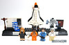 A drawing inspiration featuring these 3 builds illustrating their scientific areas of expertise (WhiteFang (Eurobricks)) Tags: lego ideas space designer scientist astronaut rocket science females ladies licensed satellite spaceship printed nasa