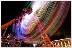 Higher and faster! (aviana2) Tags: lunapark gorizia italy lights
