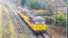 Double class 56s at york (Uktransportvideos82) Tags: colas class56